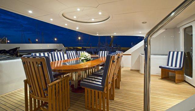Desamis B Charter Yacht - 4