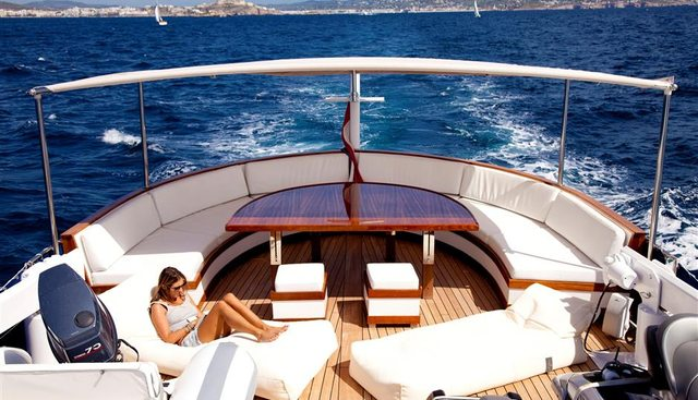 Spoom Charter Yacht - 2
