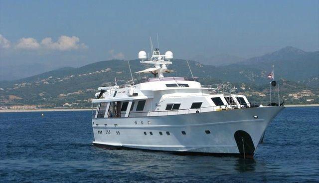 Passionata Charter Yacht - 2