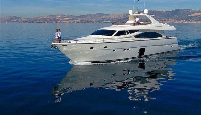Yoyita Charter Yacht