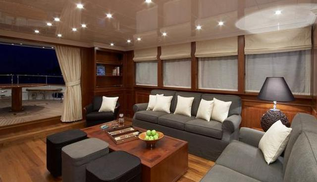 Pokrov Charter Yacht - 5