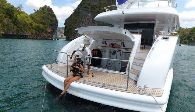 Aveline Charter Yacht - 4