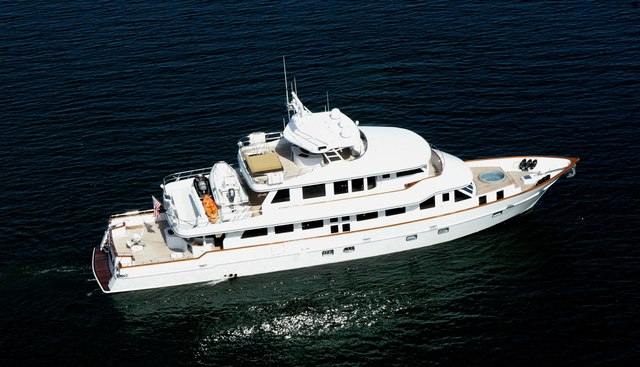 Empire Sea Charter Yacht
