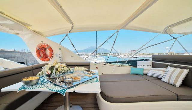 D'Aristotelis Charter Yacht - 4