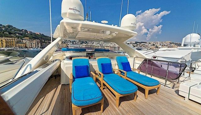 Anne Marie Charter Yacht - 3