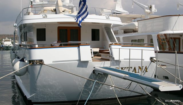 Oktana Charter Yacht - 5