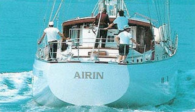 Airin Charter Yacht - 2