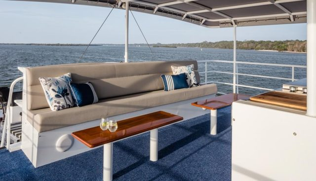 Pacific Quest Charter Yacht - 4