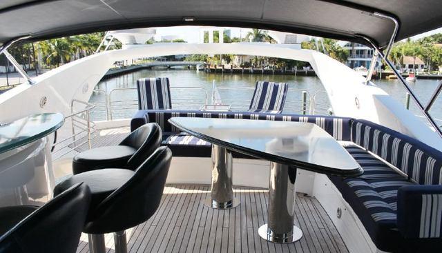 Sapphire Charter Yacht - 5