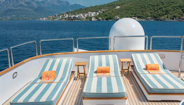 Cheetah Moon Charter Yacht - 4