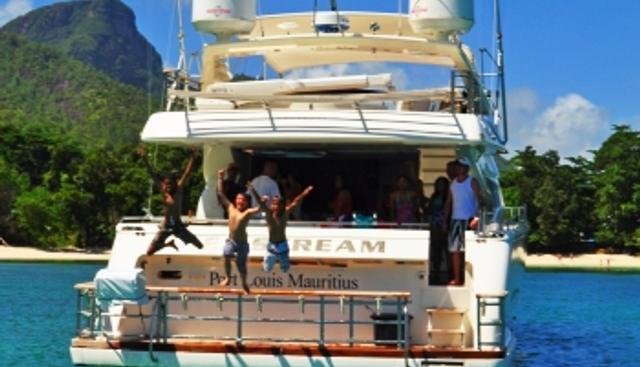 Sea Stream Charter Yacht - 3