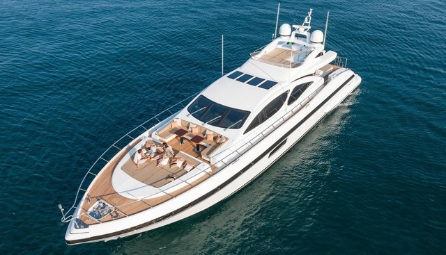 Miss Bubbles Charter Yacht - 3