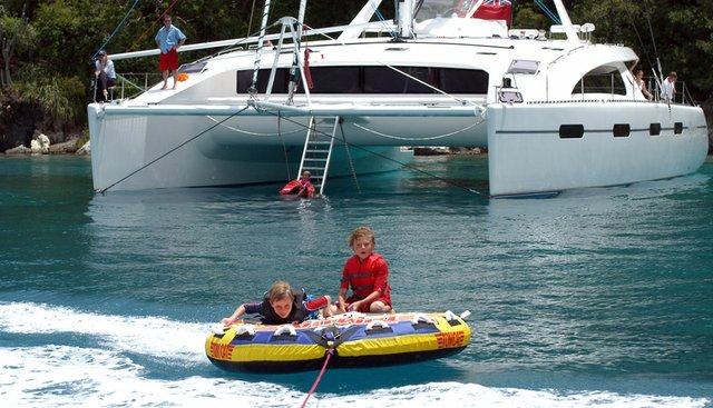 Zingara Charter Yacht - 3