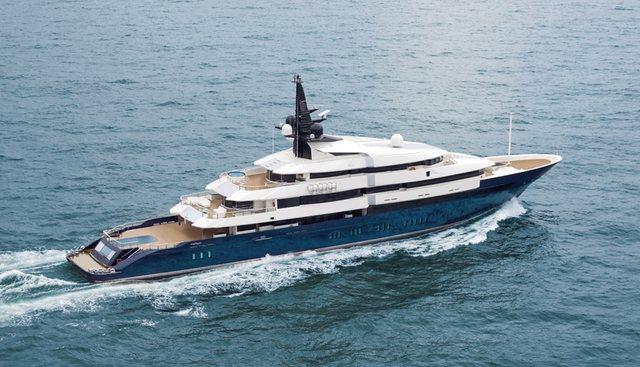 Seven Seas Charter Yacht - 7