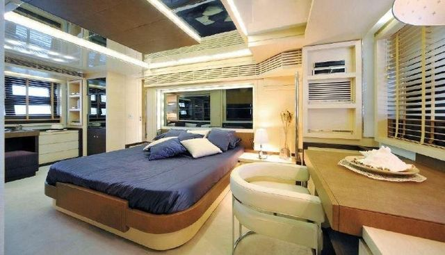 Baia 100 Charter Yacht
