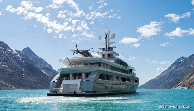 Cloudbreak Charter Yacht - 5