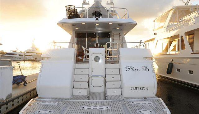 Plan B Charter Yacht - 2