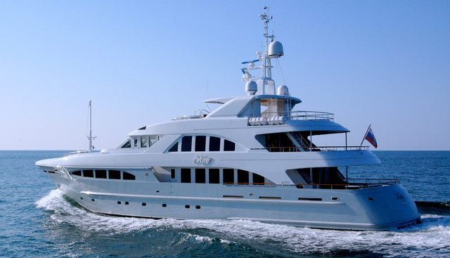 Kitty Charter Yacht - 2
