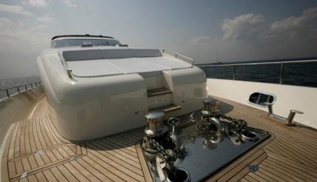 Grace Kelly Charter Yacht - 2
