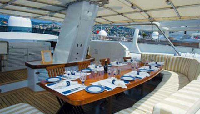 Happyssima Dei Galli Charter Yacht - 5