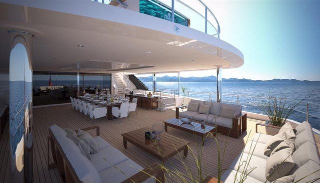 Spectre Charter Yacht - 3