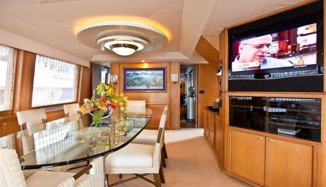 Seychelle Charter Yacht - 3