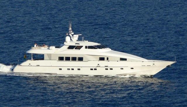 Sun Ark Charter Yacht