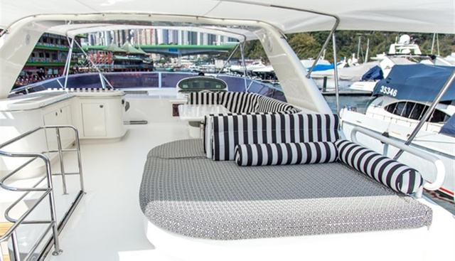 Ali Charter Yacht - 3