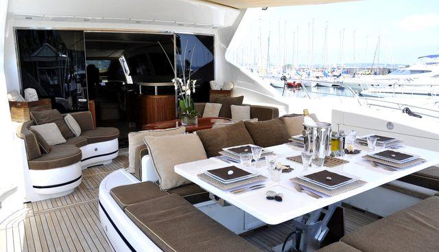 Melody Nelson Charter Yacht - 4