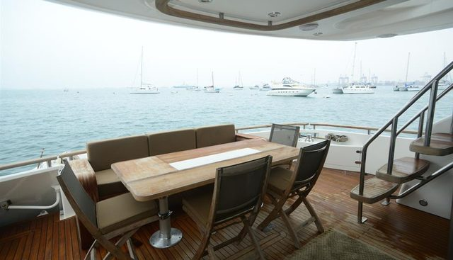 Mares Charter Yacht - 5