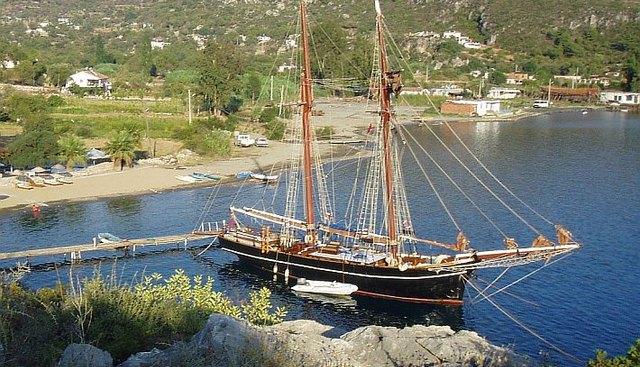 Rhea Charter Yacht - 5