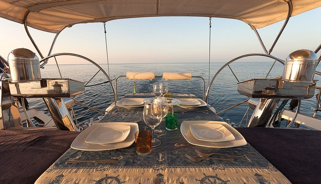 MYOSOTIS Charter Yacht - 4