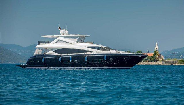 Alfie Buoy Charter Yacht
