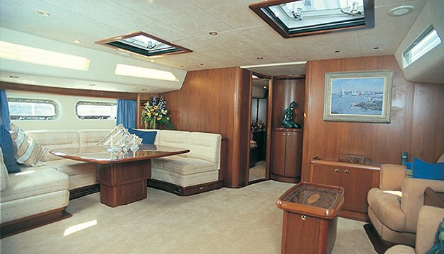Jacquelina Charter Yacht - 4