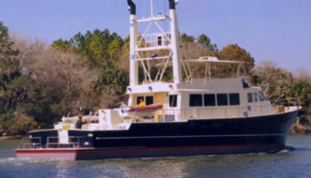 Neville Long Range Motor Yacht Charter Yacht - 3
