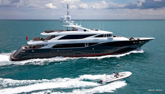 Liberty Charter Yacht