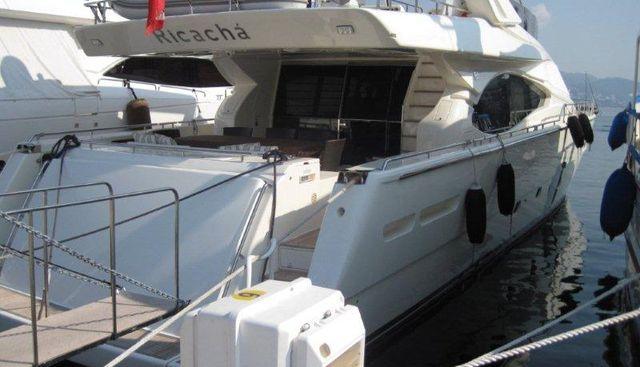 Ricacha Charter Yacht - 2