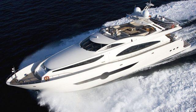 Numarine 102/03 Charter Yacht