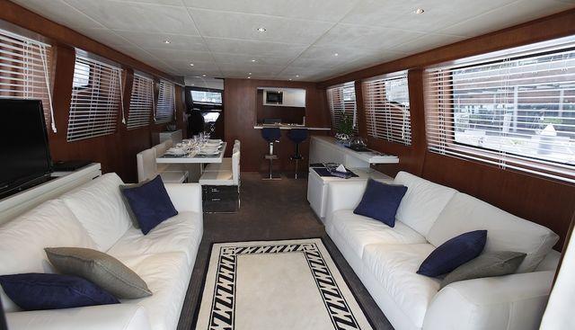 Zahraa Charter Yacht - 4