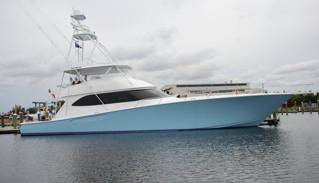 Hosanna Charter Yacht