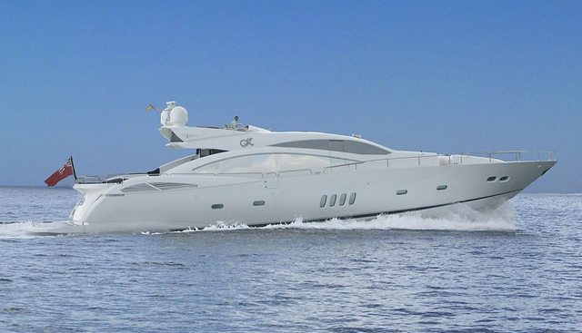 Jax of Ibiza Charter Yacht