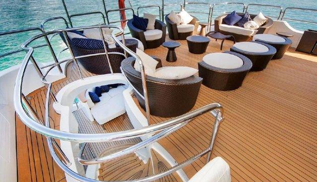 Mina Charter Yacht - 3
