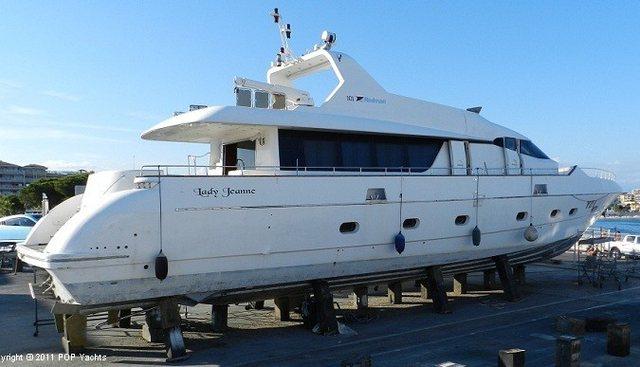 Lady Jeanne Charter Yacht - 2