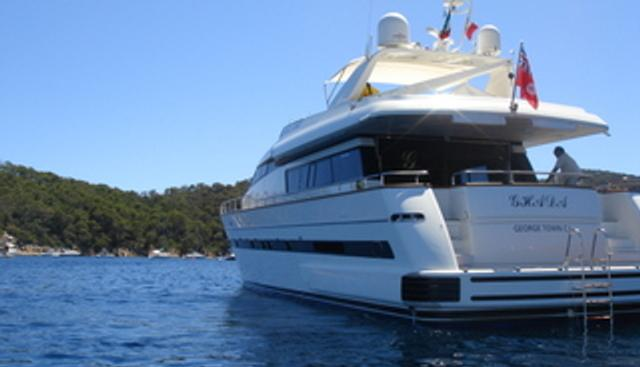 Ghada Charter Yacht - 2