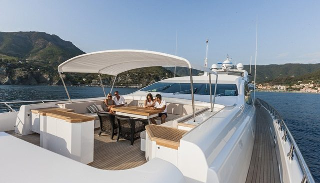 Miss Moneypenny V Charter Yacht - 3