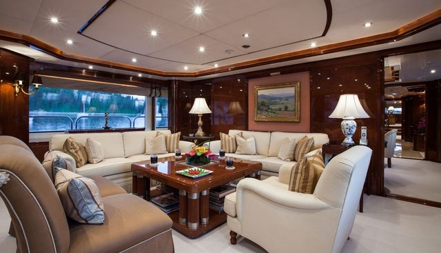 Domani Charter Yacht - 6