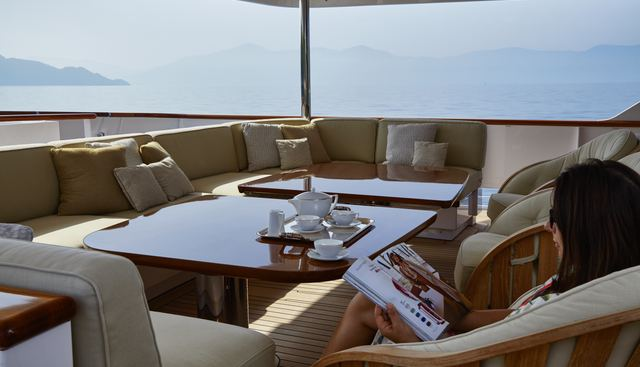 Ancallia Charter Yacht - 5
