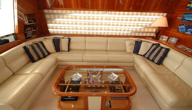 Sea Dog Charter Yacht - 8