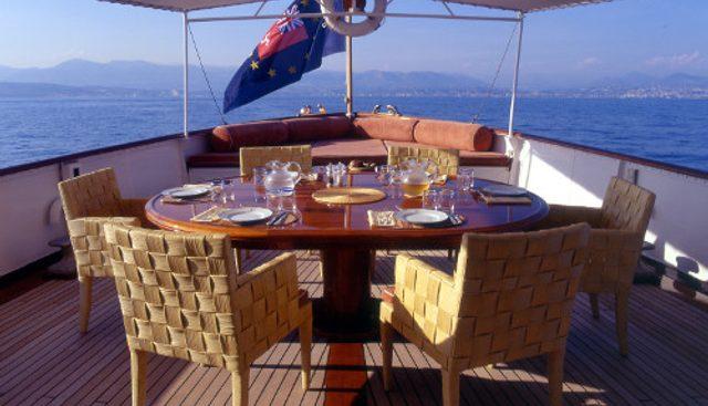 Deianeira Charter Yacht - 3
