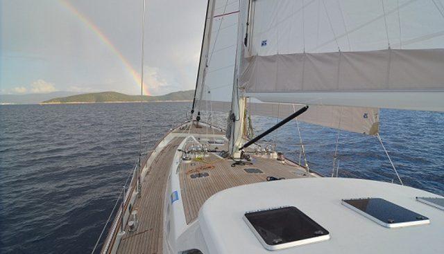 Sila Sibiri Charter Yacht - 4